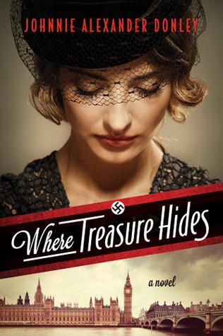 Where Treasure Hides  by  Johnnie Alexander
