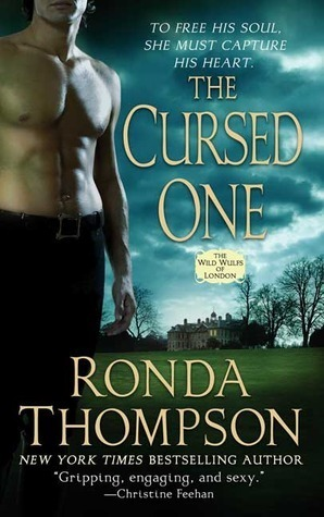 The Cursed One (Wild Wulfs of London, #3) Ronda Thompson