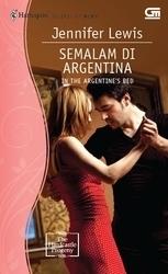 Semalam di Argentina (The Hardcastle Progeny #2) Jennifer Lewis