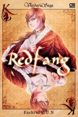 Redfang (Vandaria Saga)  by  Fachrul R.U.N.