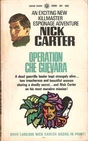 Operation Che Guevara (Killmaster, #49)  by  Nick Carter