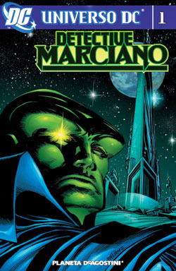 Universo DC: Detective Marciano 1 de 2 John Ostrander