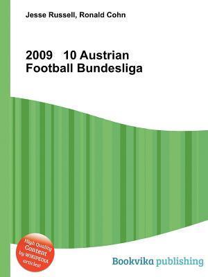 2009 10 Austrian Football Bundesliga  by  Jesse Russell
