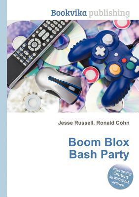 Boom Blox Bash Party Jesse Russell