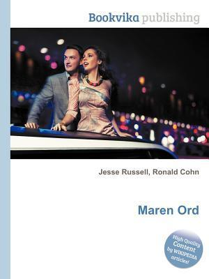 Maren Ord Jesse Russell
