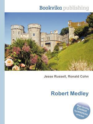 Robert Medley Jesse Russell