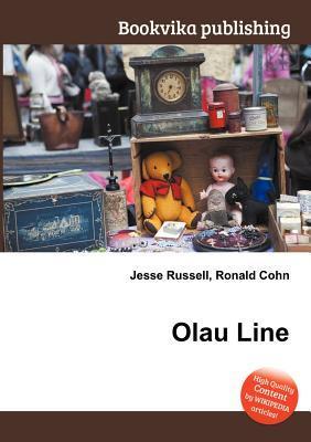 Olau Line Jesse Russell