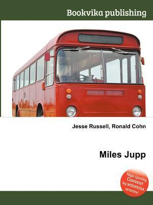 Miles Jupp  by  Jesse Russell