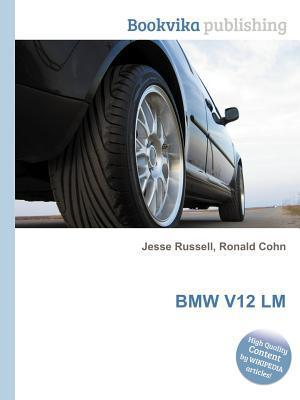 BMW V12 LM  by  Jesse Russell