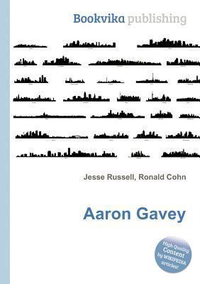 Aaron Gavey  by  Jesse Russell