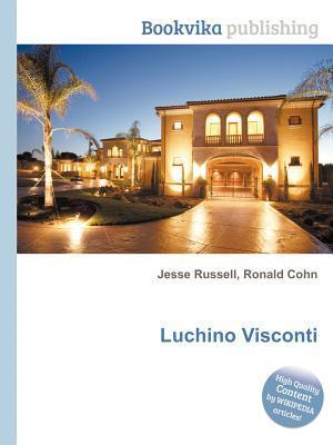 Luchino Visconti  by  Jesse Russell