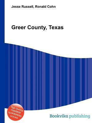 Greer County, Texas  by  Jesse Russell