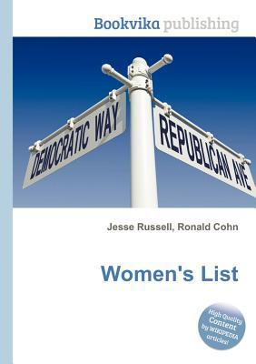 Womens List  by  Jesse Russell