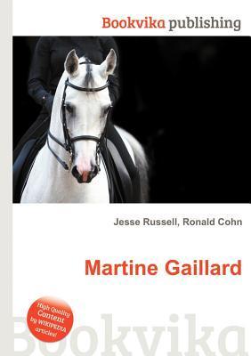 Martine Gaillard  by  Jesse Russell