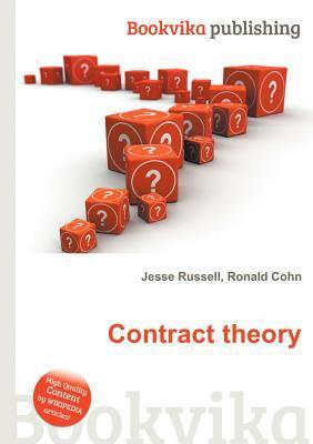 Contract Theory Jesse Russell