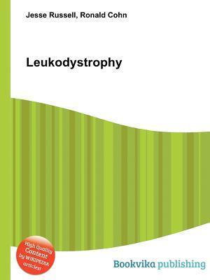 Leukodystrophy Jesse Russell