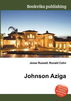 Johnson Aziga  by  Jesse Russell