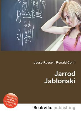 Jarrod Jablonski  by  Jesse Russell