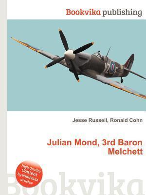 Julian Mond, 3rd Baron Melchett Jesse Russell