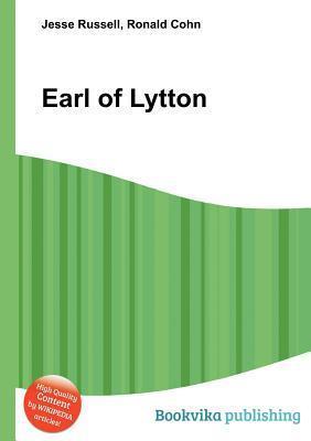 Earl of Lytton  by  Jesse Russell