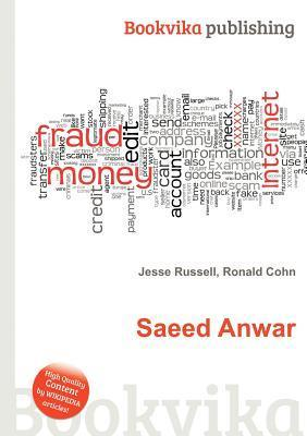 Saeed Anwar  by  Jesse Russell