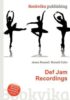 Def Jam Recordings Jesse Russell