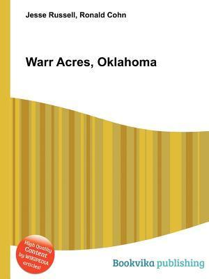 Warr Acres, Oklahoma Jesse Russell