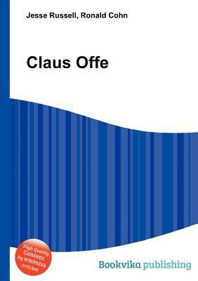 Claus Offe  by  Jesse Russell