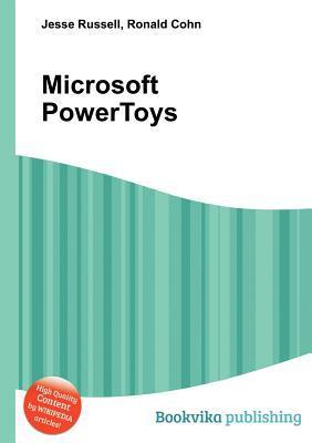 Microsoft Powertoys Jesse Russell