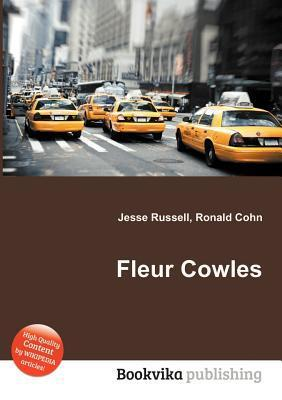 Fleur Cowles  by  Jesse Russell