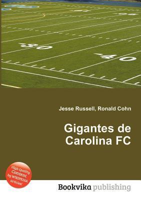 Gigantes de Carolina FC  by  Jesse Russell