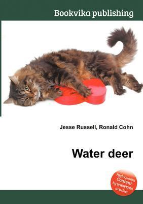 Water Deer  by  Jesse Russell