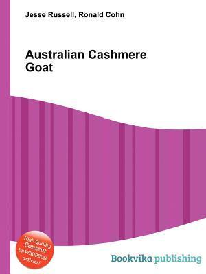 Australian Cashmere Goat  by  Jesse Russell