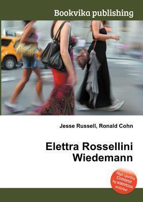 Elettra Rossellini Wiedemann  by  Jesse Russell