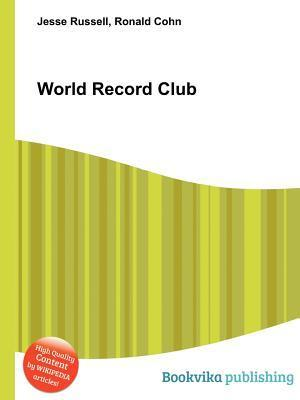 World Record Club Jesse Russell
