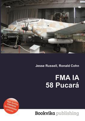 Fma Ia 58 Pucar  by  Jesse Russell