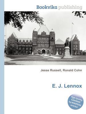 E. J. Lennox  by  Jesse Russell