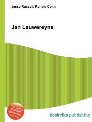 Jan Lauwereyns  by  Jesse Russell