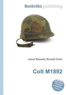 Colt M1892 Jesse Russell