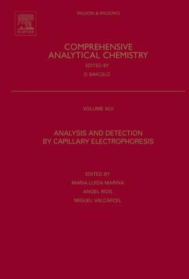 Analysis and Detection  by  Capillary Electrophoresis by Maria Louisa Marina