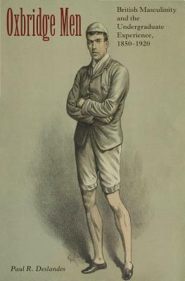Oxbridge Men Paul Deslandes