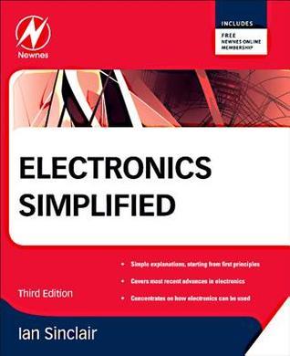 Electronics Simplified  by  Ian Robertson Sinclair