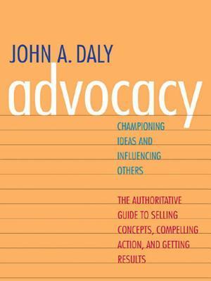 Advocacy  by  John A. Daly