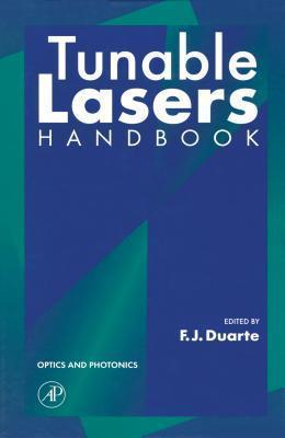 Tunable Lasers Handbook F.J. Duarte