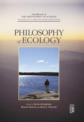 Philosophy of Ecology Dov M. Gabbay