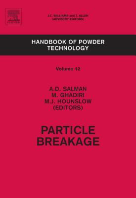 Particle Breakage Mojtaba Ghadiri