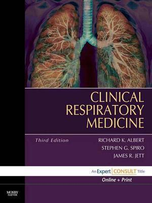Clinical Respiratory Medicine: Expert Consult - Online and Print Stephen G. Spiro