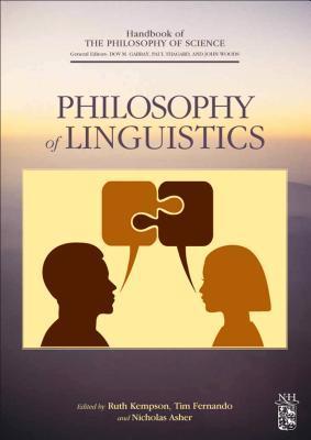 Philosophy of Linguistics Dov M. Gabbay