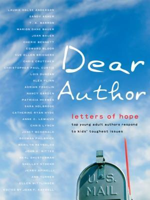 Dear Author Joan F. Kaywell