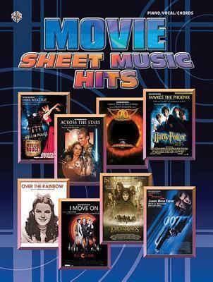 Movie Sheet Music Hits: Piano/Vocal/Chords Alfred A. Knopf Publishing Company, Inc.